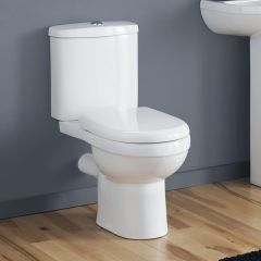 Milano Newby Toilet, Cistern and Soft Close Seat