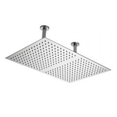 Hudson Reed Ceiling Mounted Shower Head 600mm x 400mm