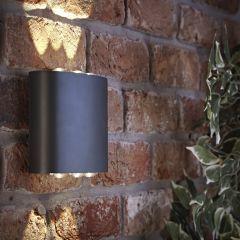 Biard Olen IP54 LED Outdoor Wall Light