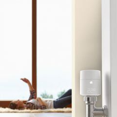 Tado Smart Radiator Thermostat - Vertical
