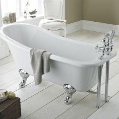 Premier 1500mm Slipper Freestanding Bath