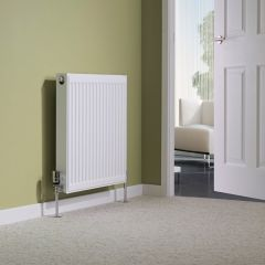 Milano Compact - Double Panel Plus Radiator - 600mm x 400mm