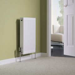 Milano Compact - Double Panel Plus Radiator - 600mm x 600mm