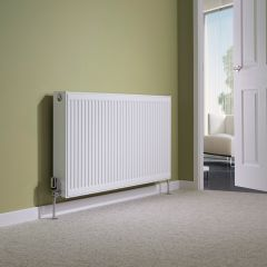 Milano Compact - Double Panel Radiator - 600mm x 1200mm