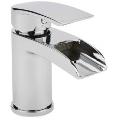 Milano Waterfall Mono Basin Mixer Tap