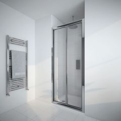 Milano Portland 760mm Bi-Fold Shower Door