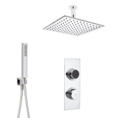 2 Outlet Digital Showers