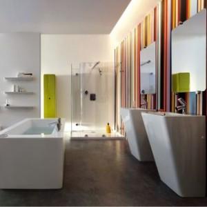 Laufen Il Bagno Alessi bath