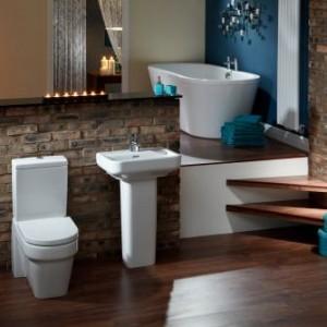 Laufen Form bathroom suite