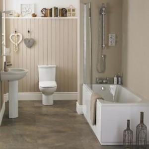 Premier bathroom suite