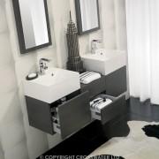 Bauhaus Elite bathroom furniture