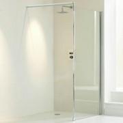 Aqualux Wetroom Glass Panel