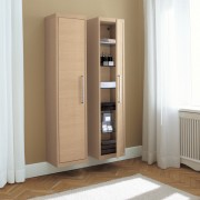 Adatto Casa Light Oak Tall Unit