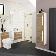organised bathroom