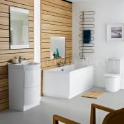 Hudson Reed Canopy bathroom suite