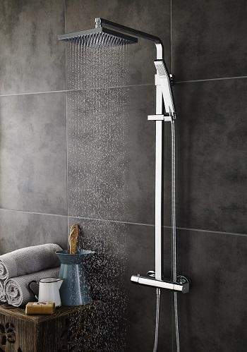 mixer shower kit