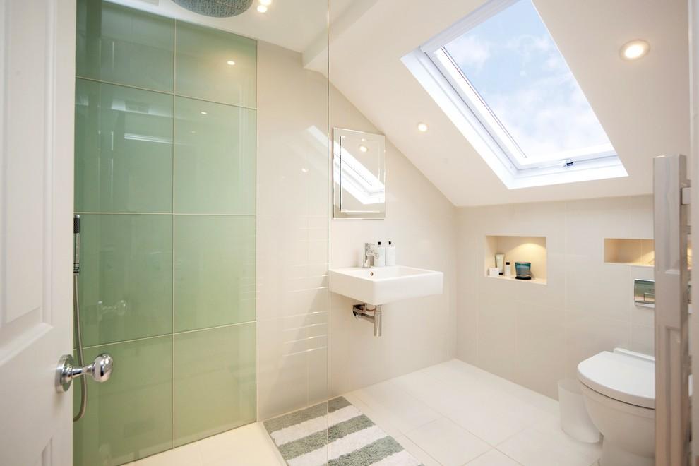 Ensuite bathroom ideas big bathroom shop - En suite bathrooms small spaces set ...
