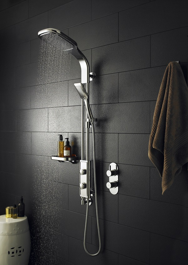 Hudson Reed luxury shower