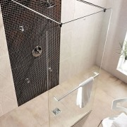 Twyfrod wet room glass screen