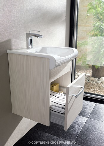 Bauhaus Essence vanity unit