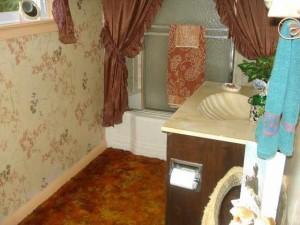 Bathroom Caroet