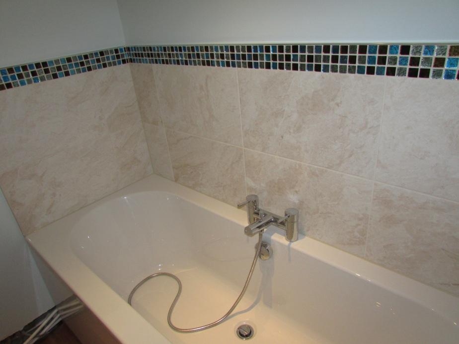 Bathroom Renovation Work In Progress Part 3