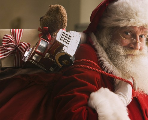 Father Christmas of the north American tradition