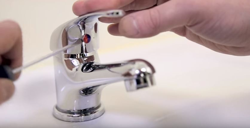 How to fix your dripping monobloc tap big bathroom shop for How to change a washer on a bathroom mixer tap