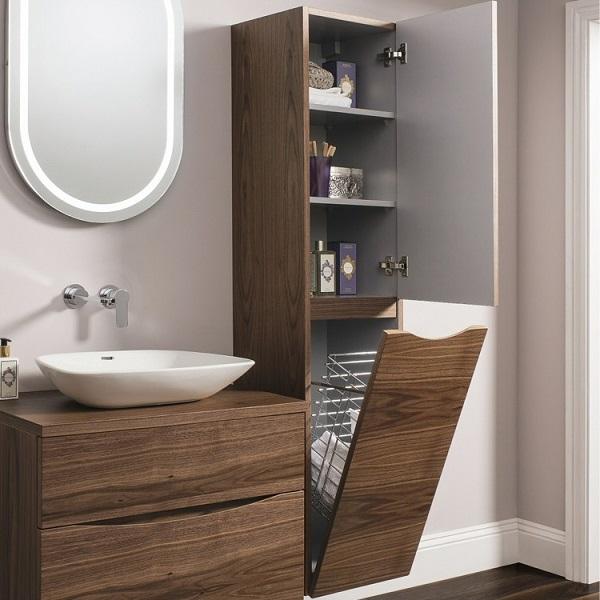 New  Cabinets  Bathroom Storage  PHOTO GALLERY  Housetohomecouk
