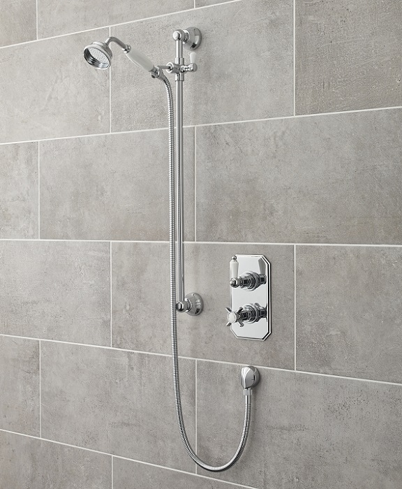 How to Install a Thermostatic Mixer Shower | Big Bathroom Shop