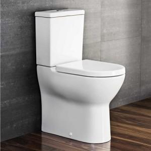 Vitra S50 comfort height toilet