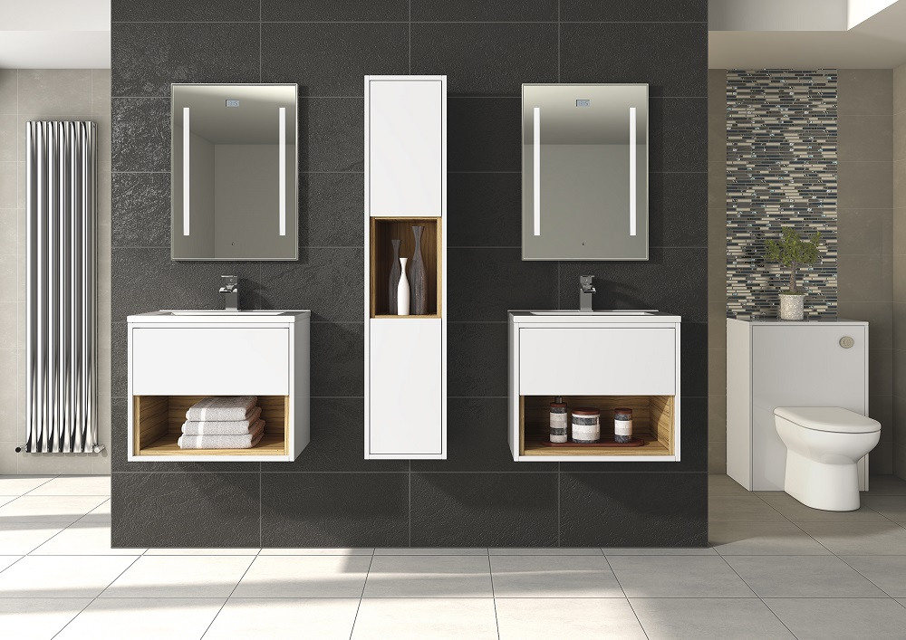 The bathroom furniture buyer 39 s guide bigbathroomshop for Bathroom cabinets 800mm wide