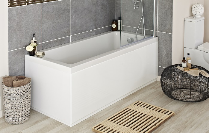 How to Fit a Bath | Big Bathroom Shop