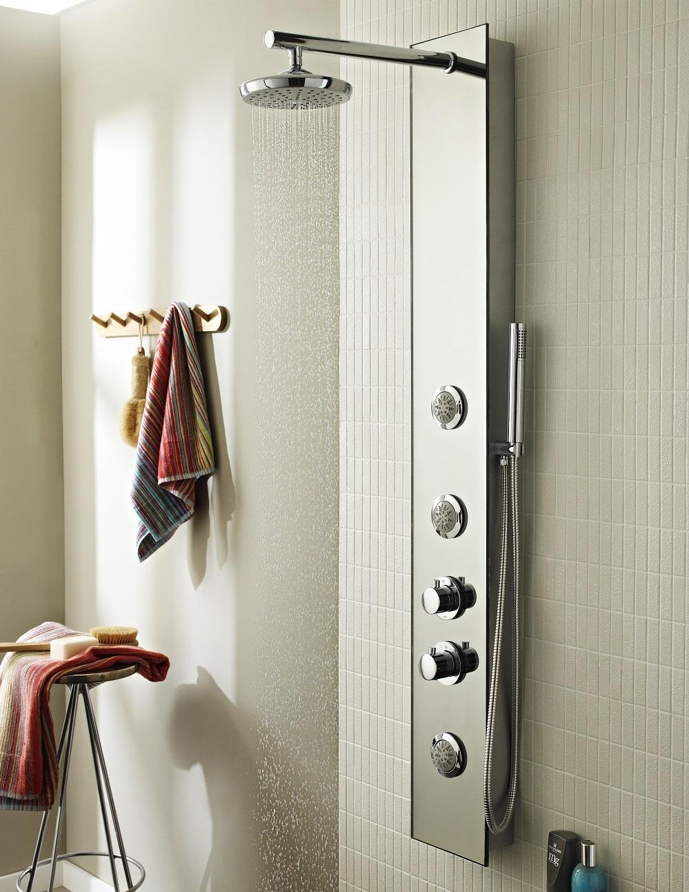 Jacuzzi Shower Panel - Cintinel.com