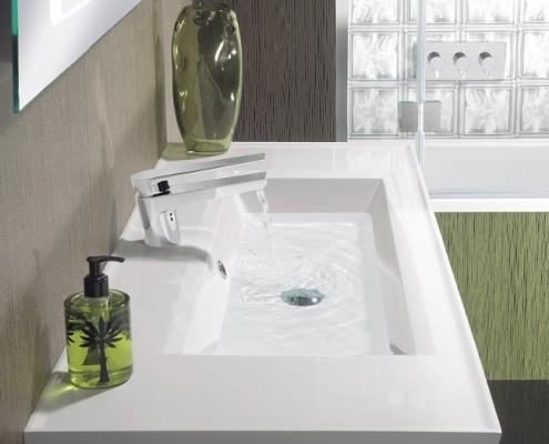 Bauhaus Linea vanity unit