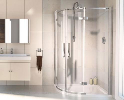 Aqualux shower enclosures