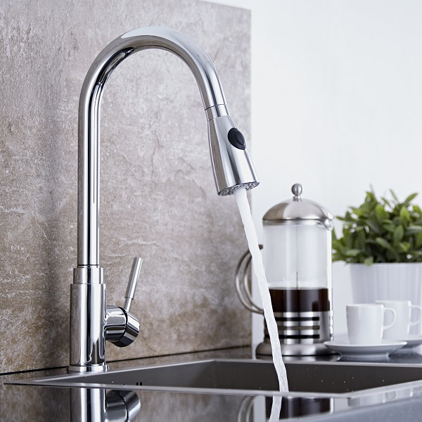 How To Fit Kitchen Taps