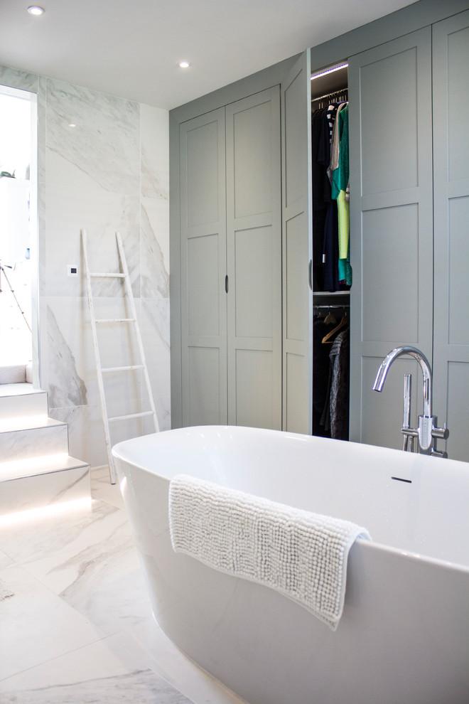 Bathroom Floor To Ceiling Storage : Brilliant bathroom storage ideas big