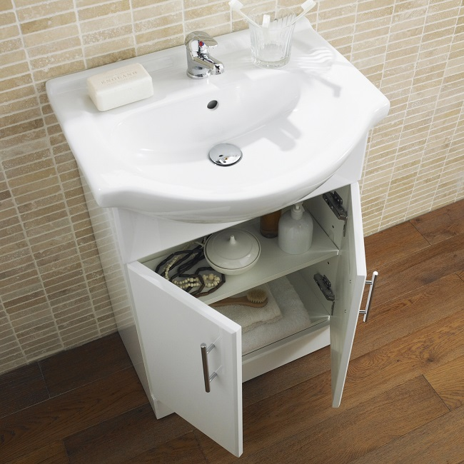 How To Fit A Vanity Unit