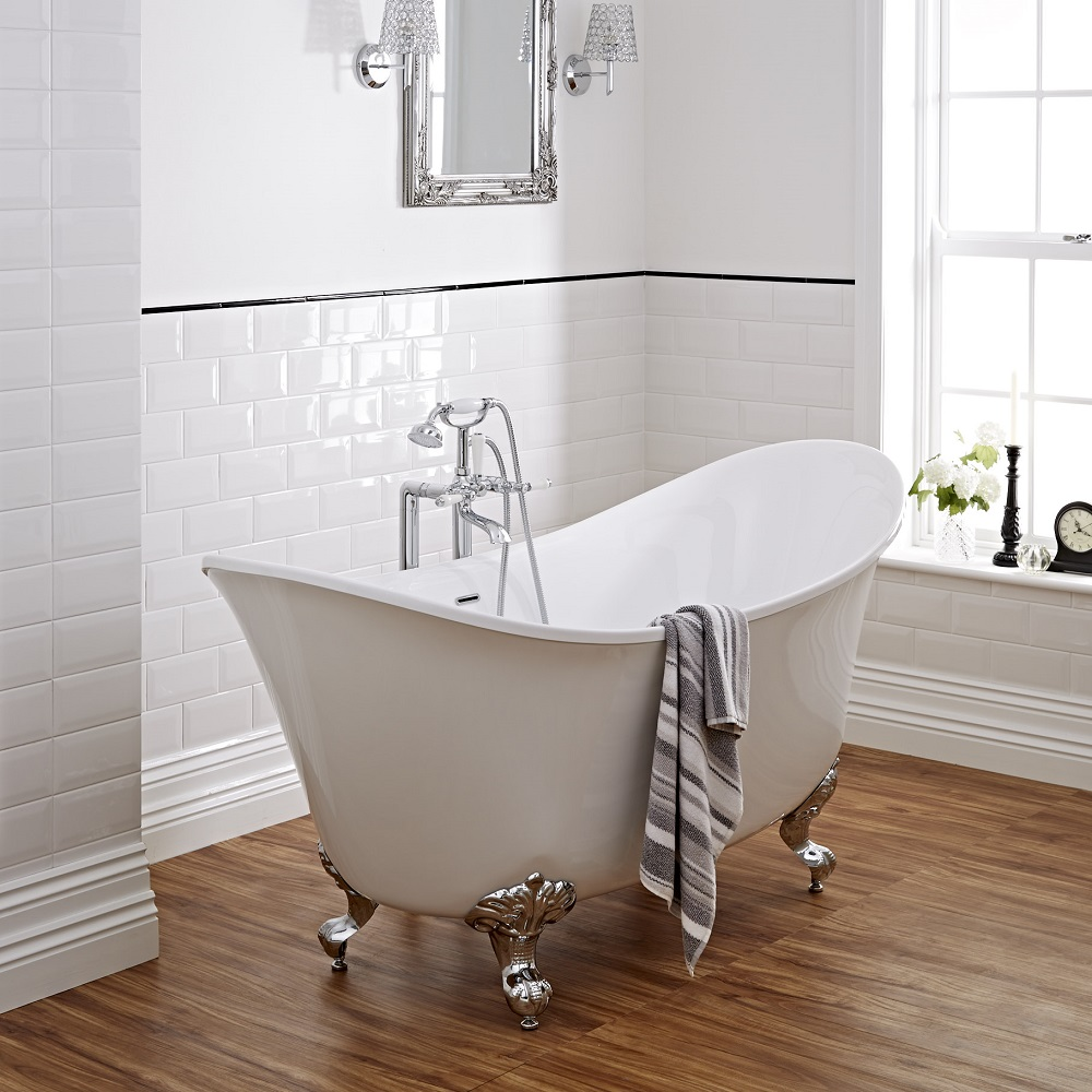 The Freestanding Baths Buyer S Guide Bigbathroomshop