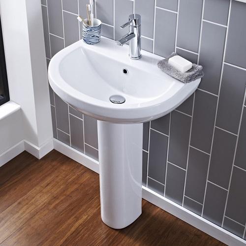The 2017 ultimate bathroom redesign guide - Lavabo salle de bain retro ...