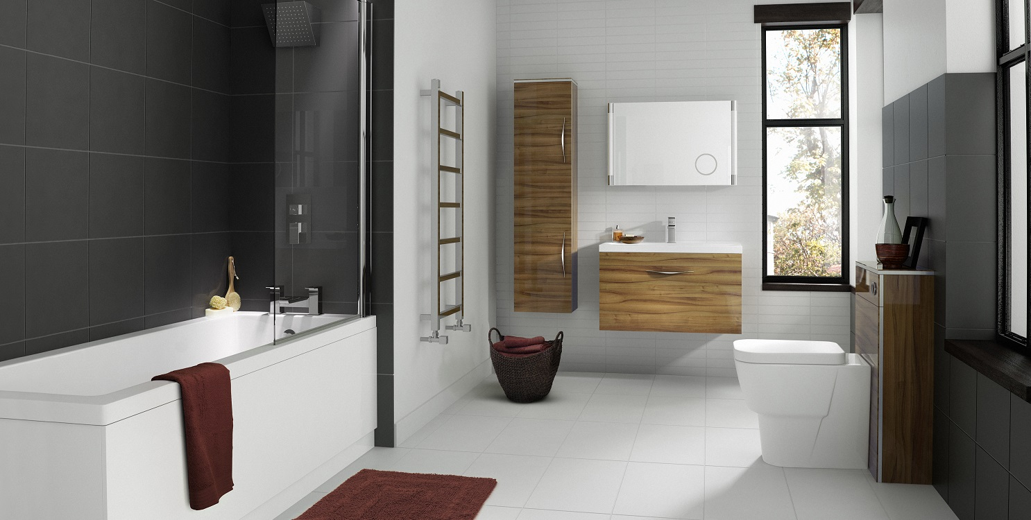 Bathroom suites how to create a space you ll love big for How to design a bathroom
