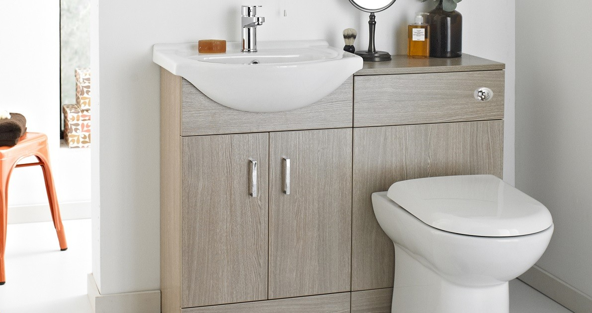 Bathroom design choosing the right vanity unit big bathroom shop for Bathroom combination vanity units