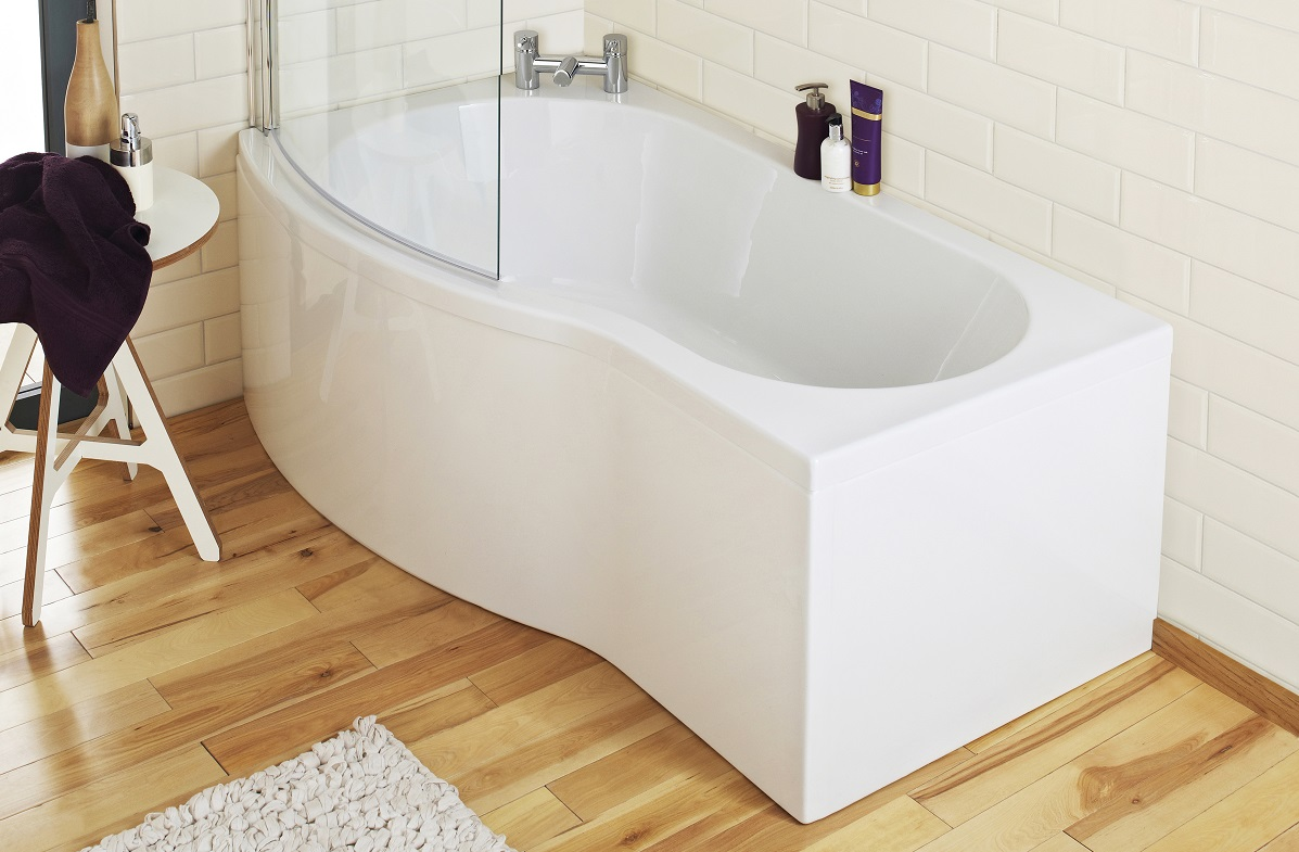The shower baths buyer s guide big bathroom shop for Large baths