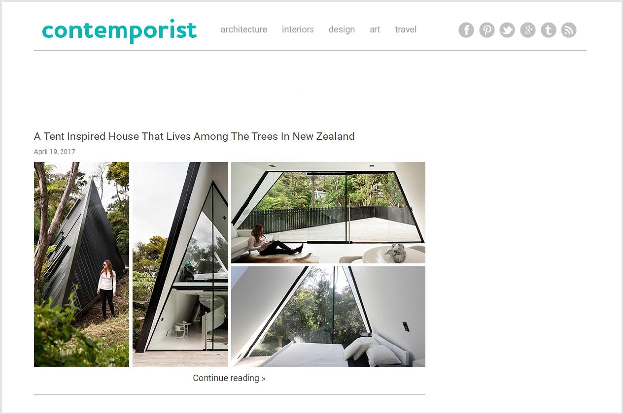 Contemporist Interior Design Blog