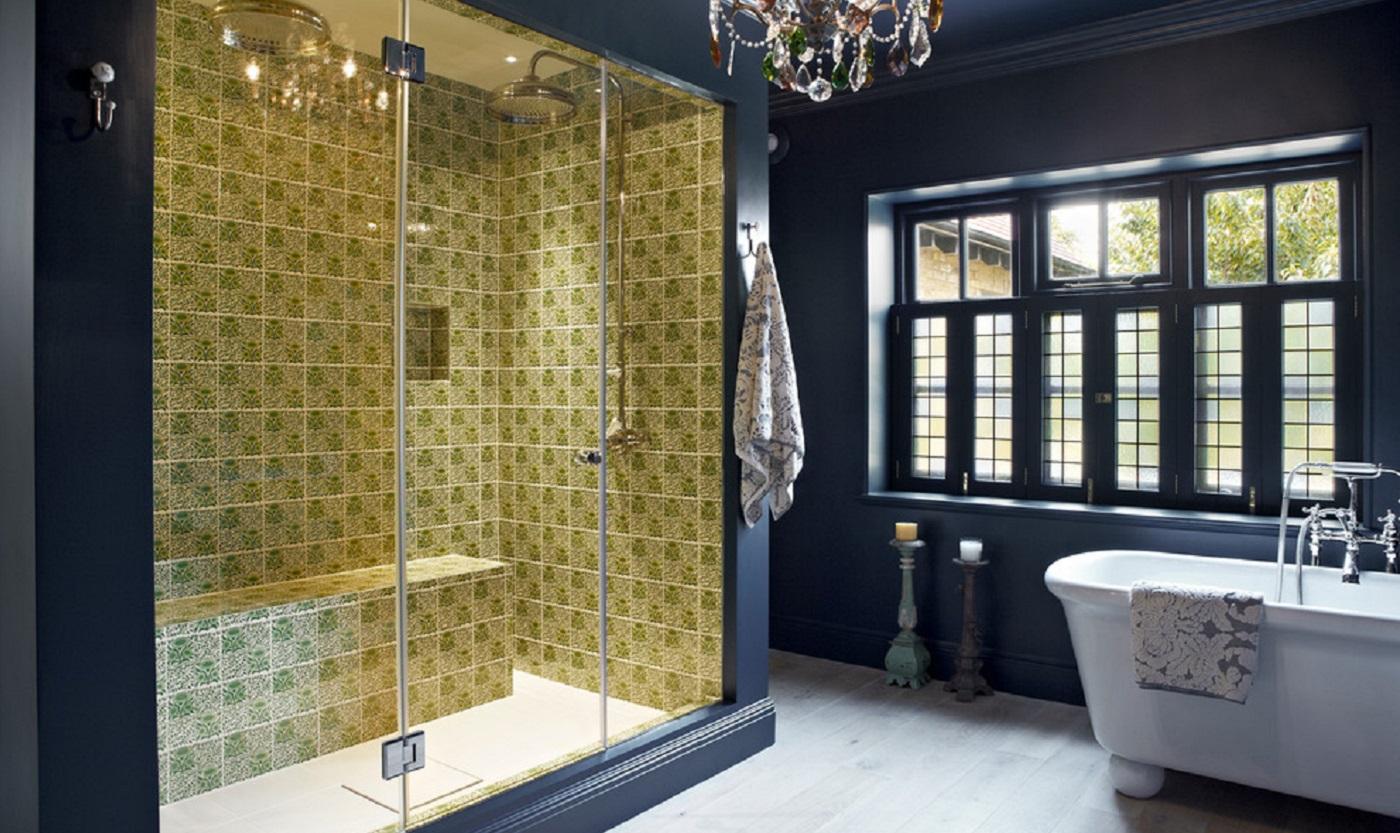 100 yellow bathroom 25 best modern bathroom shower for Yellow and blue bathroom ideas