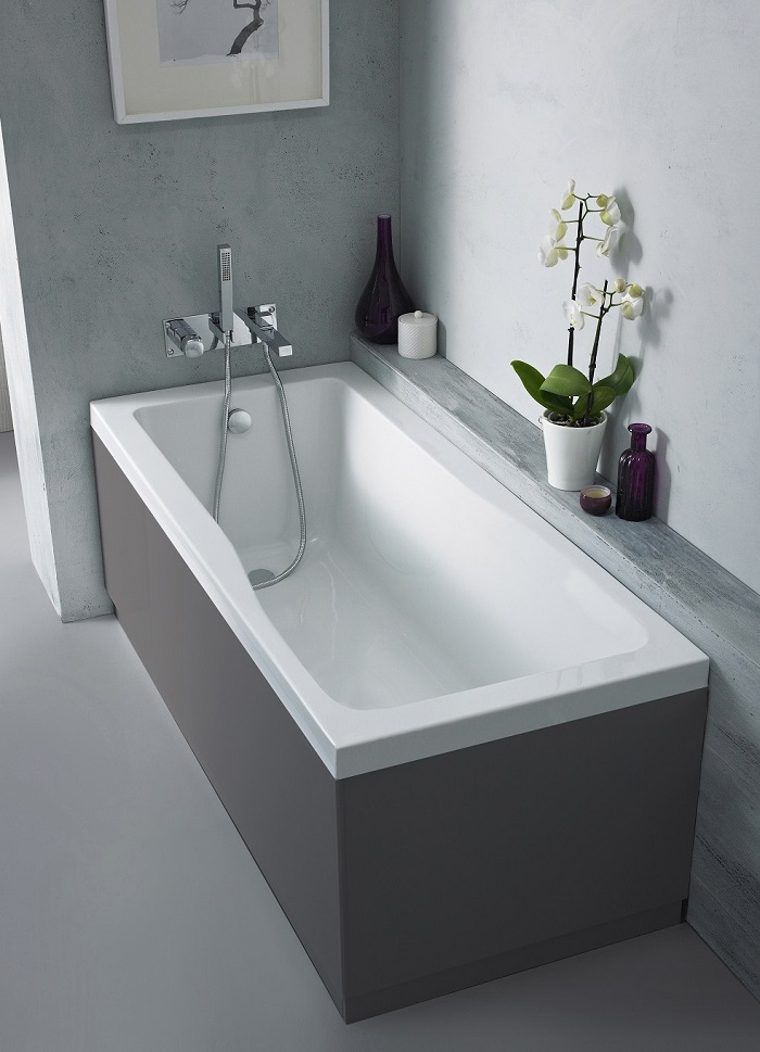 Ideas For Bathroom Designs Uk ~ Grey bathroom ideas for a chic and sophisticated look