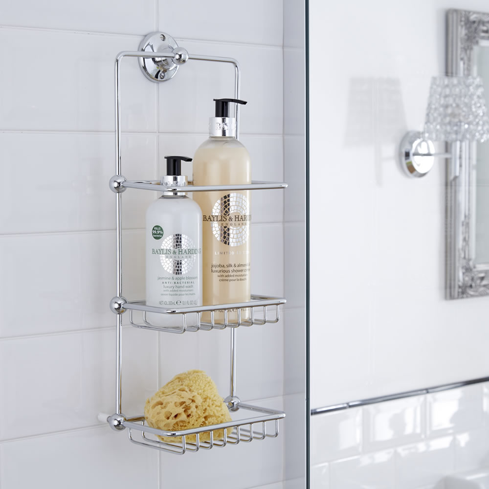 The bathroom accessory sets buyer 39 s guide bigbathroomsho - Accesorios ducha ...