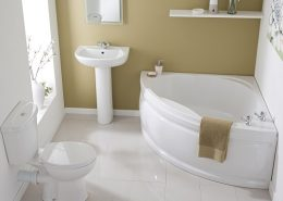 bathroom-suite-with-corner-bath