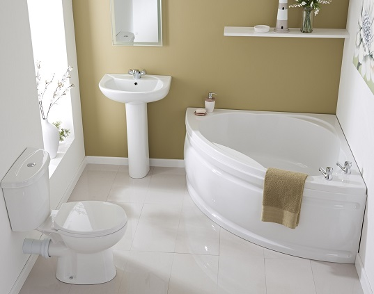 bathroom-suite-with-corner-bath